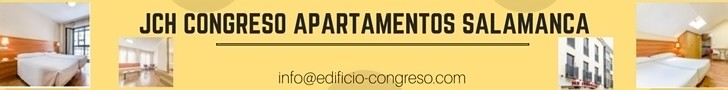 JCH Congreso Apartamentos Salamanca