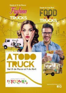 A todo Truck Centro Comercial El Tormes