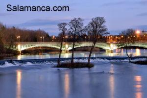 Puente de Enrique Estevan Salamanca