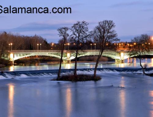 Puente de Enrique Estevan, Salamanca.