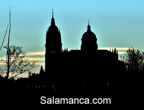 Catedral Nueva, Salamanca.