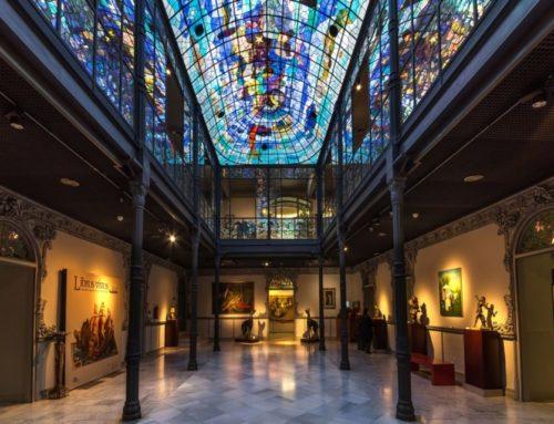El Museo Art Nouveau y Art Déco – Casa Lis reabre con su horario habitual a partir del jueves, 4 de marzo