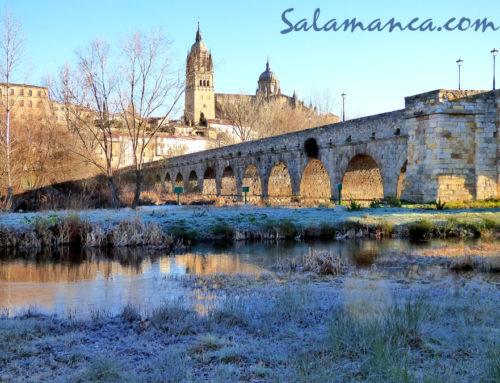 Puente Romano, Salamanca.