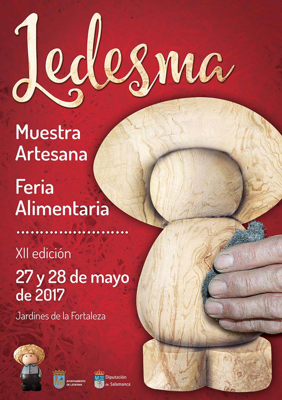XII Feria Agroalimentaria y Muestra Artesana, Ledesma