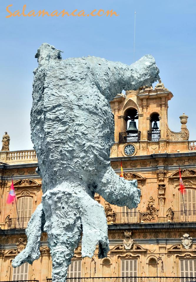 Gran Elefantdret, Salamanca