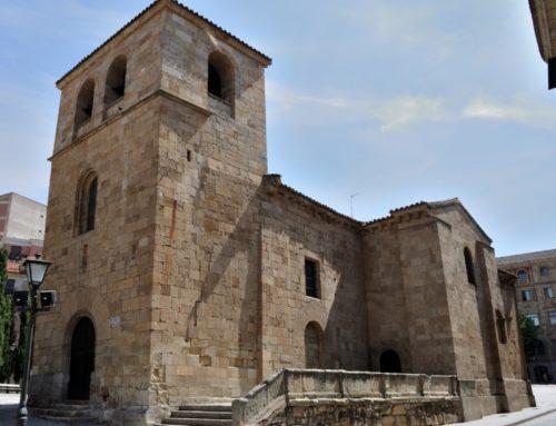 Iglesia de Santo Tomás Cantuariense, Salamanca.
