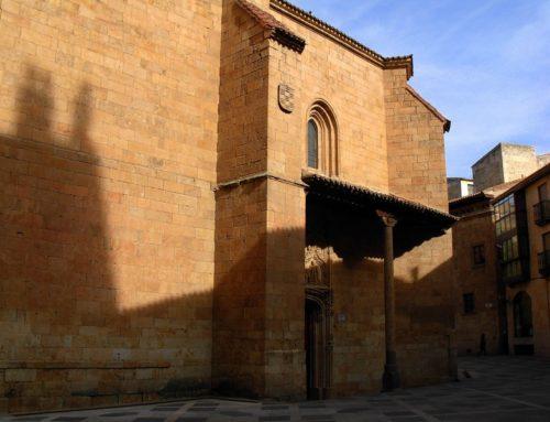 Iglesia de San Benito, Salamanca.