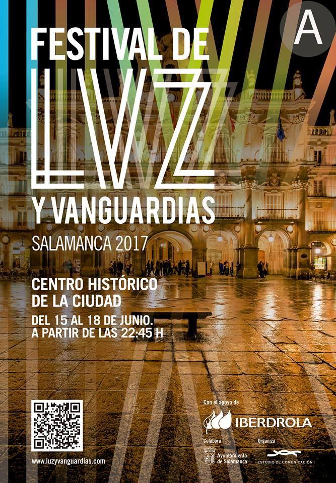 II Festival de Luz y Vanguardias, Salamanca