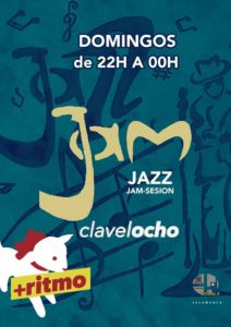 Jam Session Jazz, Clavel Ocho, Salamanca