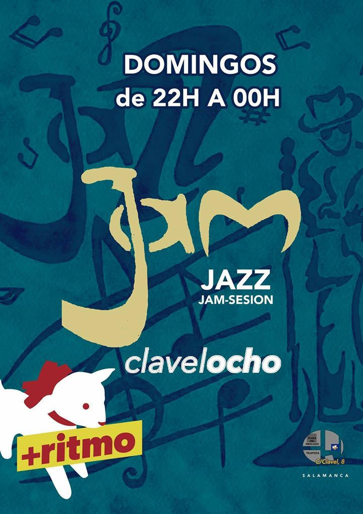 Jam Session Jazz, Clavel Ocho, Salamanca