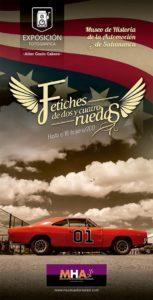 Fetiches de dos y cuatro ruedas, MHAS, Salamanca