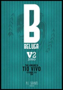 Beluga, Café Bar Tío Vivo, Salamanca