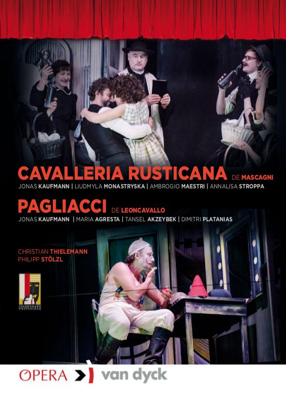 Cavalleria + Pagliacci, Cines Van Dyck, Salamanca