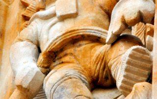 Astronauta, Catedral Nueva, Salamanca