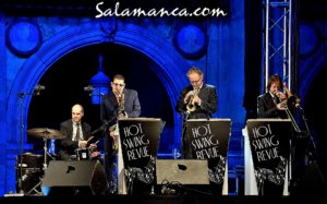 Hot Swing Revue, Salamanca 2017