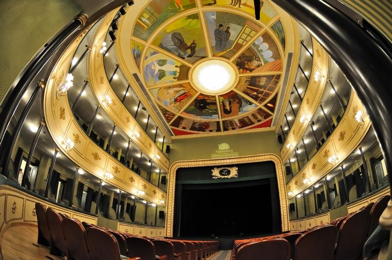 Teatro Liceo, Salamanca