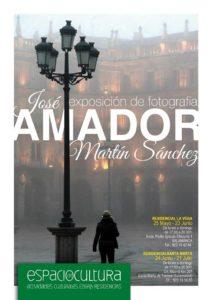 José Amador Martín Sánchez, Fotografía