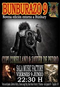 Bunburazo, Music Factory, Salamanca