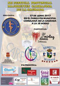 XII Festival Provincial, Majorettes Carbajosa