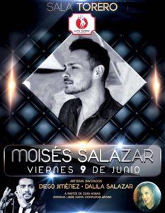 Moisés Salazar, Sala Torero