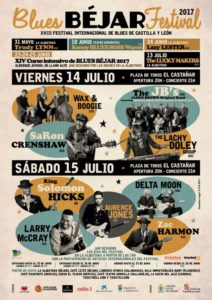 Blues Béjar Festival 2017