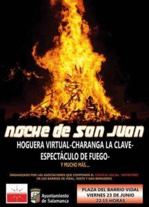 Noche de San Juan, Entretrés