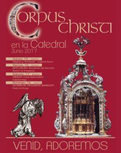 Corpus Christi en la Catedral 2017