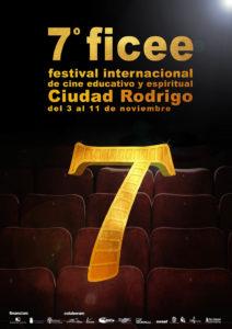 VII Festival de Cine Educativo y Espiritual FICEE 2017 Ciudad Rodrigo Noviembre