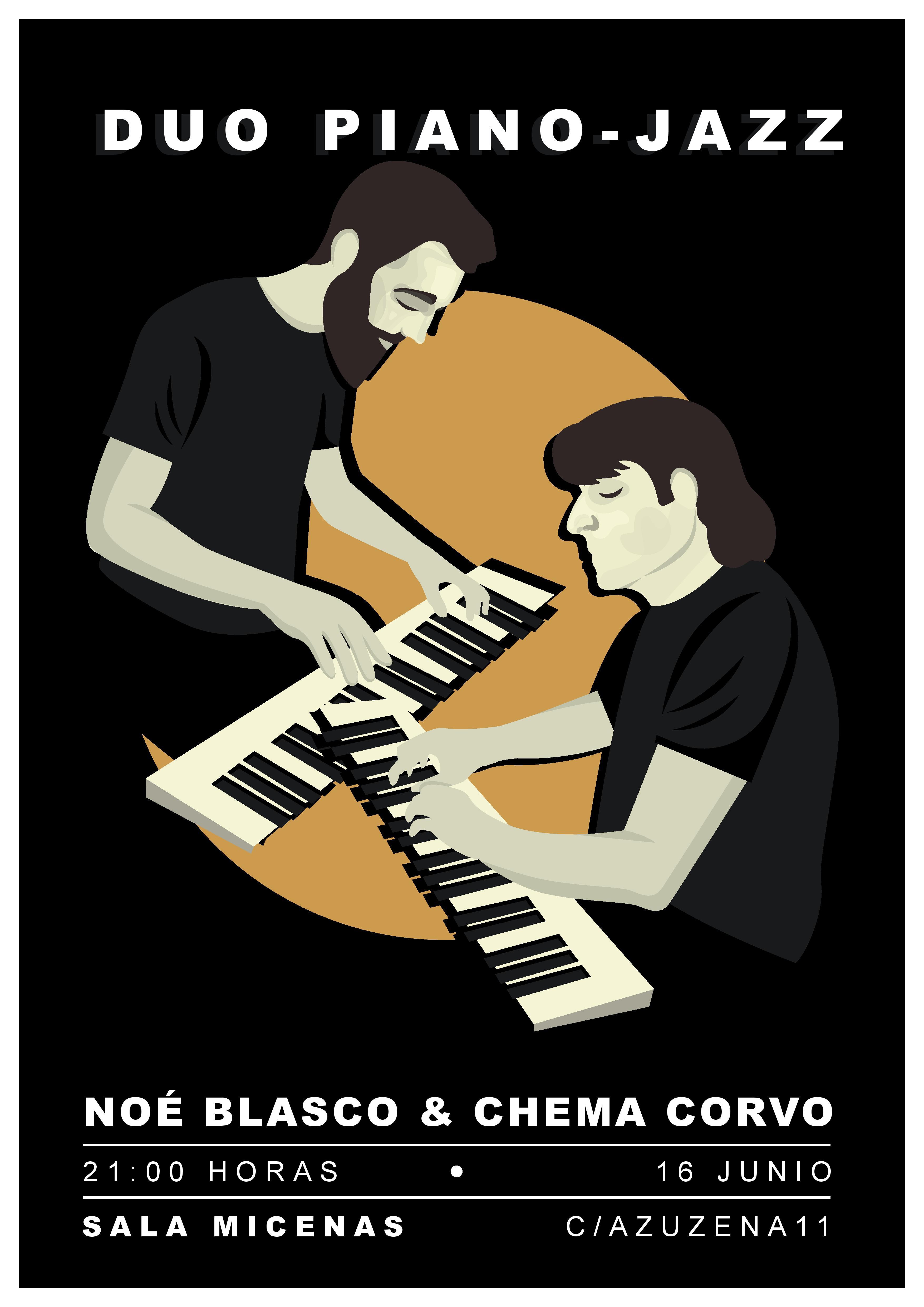 Chema Corvo y-Noé Blasco, Sala Micenas ATV