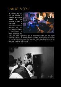 Damy Jazz & Soul - Las noches de Lis_2017 SUMMERTIME