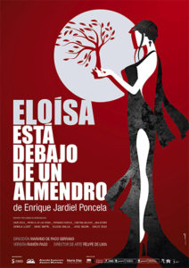 Eloísa está debajo de un almendro, Universidad de Salamanca