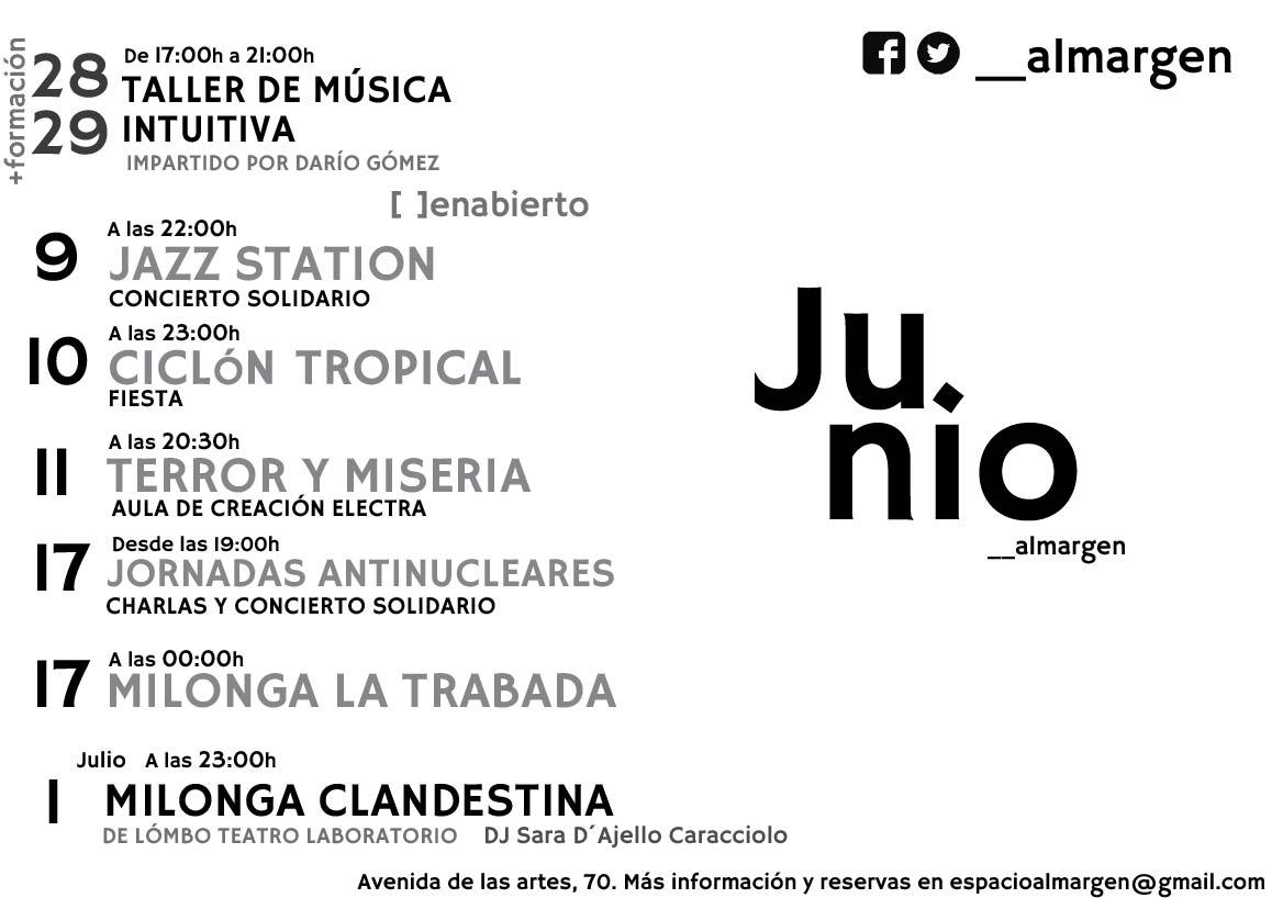 __Almargen, Junio, Salamanca