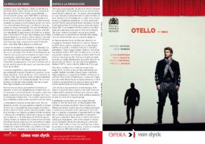 Otello, Cines Van Dyck, Salamanca