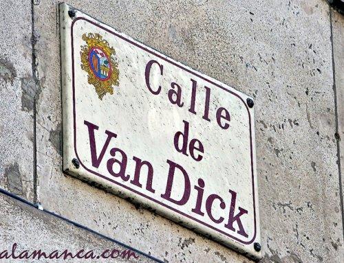 Tapas y pinchos por Salamanca… Van Dyck.