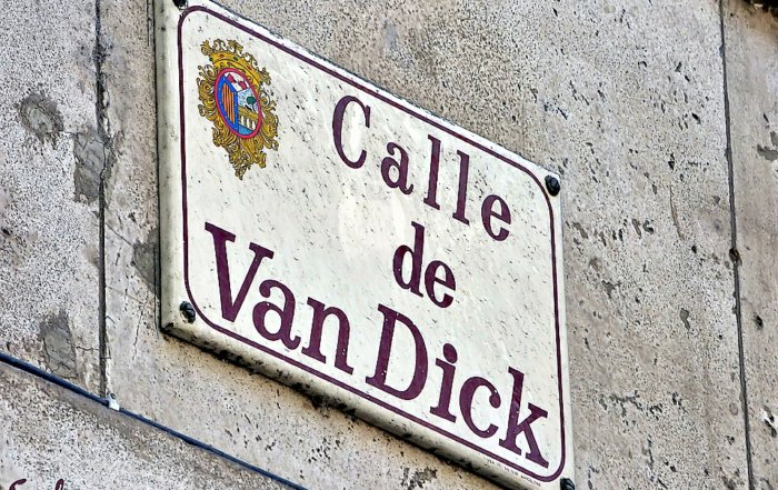 Calle de Van Dyck, Salamanca
