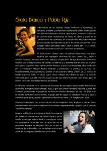 Sheila Blanco & Pablo Ruiz - Las noches de Lis_2017 SUMMERTIME