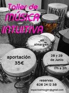 Taller de Música Intuitiva, __Almargen