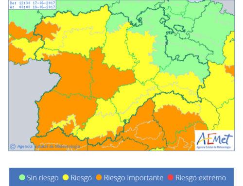 Las altas temperaturas ponen a Salamanca en alerta naranja durante el sábado.