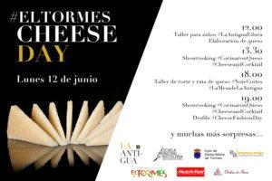Cheese Day, Centro Comercial El Tormes, Santa Marta de Tormes