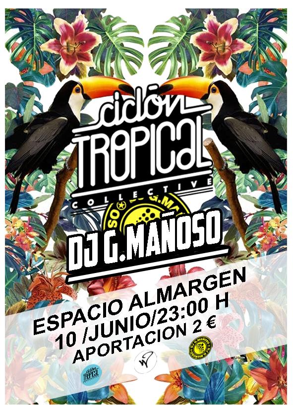 Ciclon Tropical, __Almargen, Salamanca