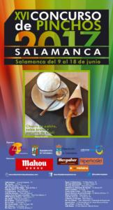 XVI Concurso de Pinchos 2017, Salamanca