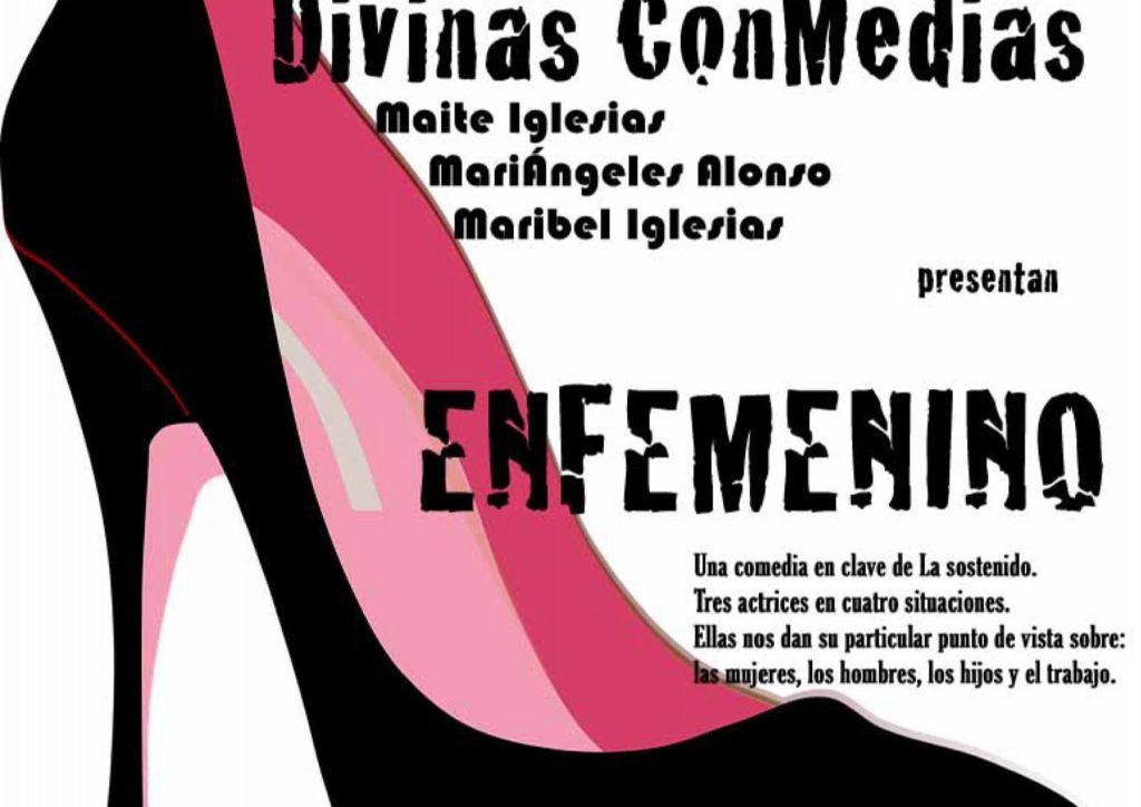 Divinas Conmedias, Sala Micenas ATV, Salamanca