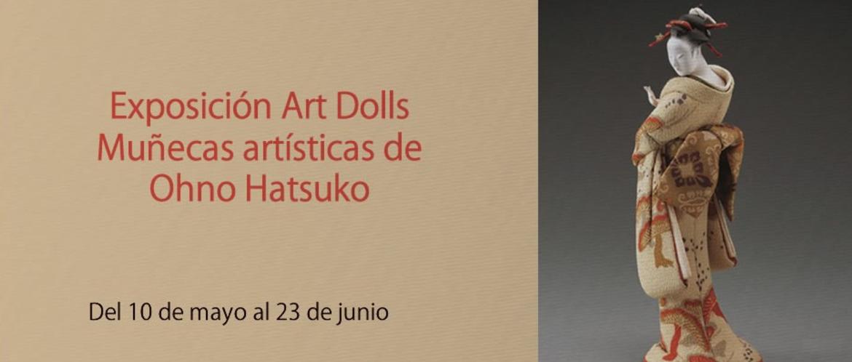 Japanese Art Dolls, CCHJ, Salamanca