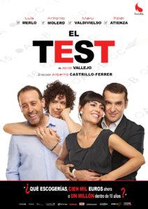 El test, Salamanca 2017