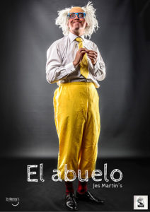 El abuelo, La Malhablada, Salamanca