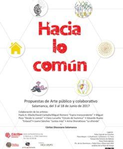 Hacia lo común, Cáritas Diocesana, Salamanca