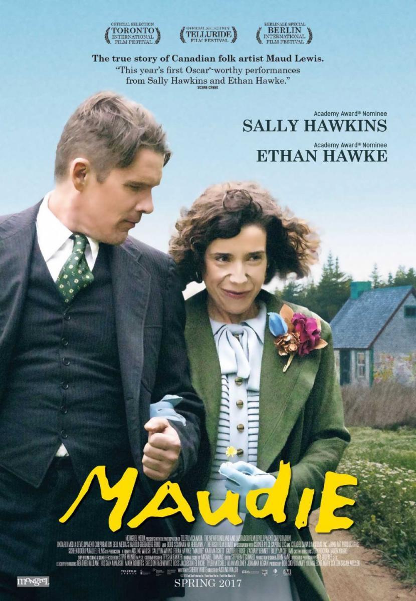 Maudie, el color de la vida, Cines Van Dyck