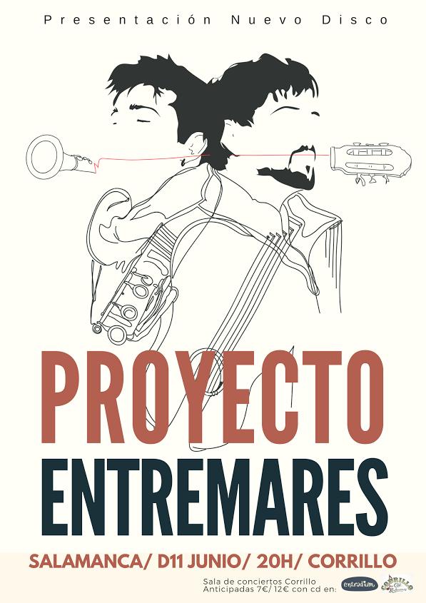 Proyecto Entremares, Café Corrillo, Salamanca