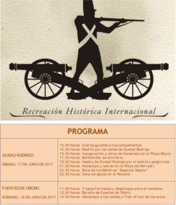 Recreación Histórica Internacional, 2017