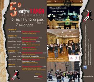 V Festival Entretango, Salamanca